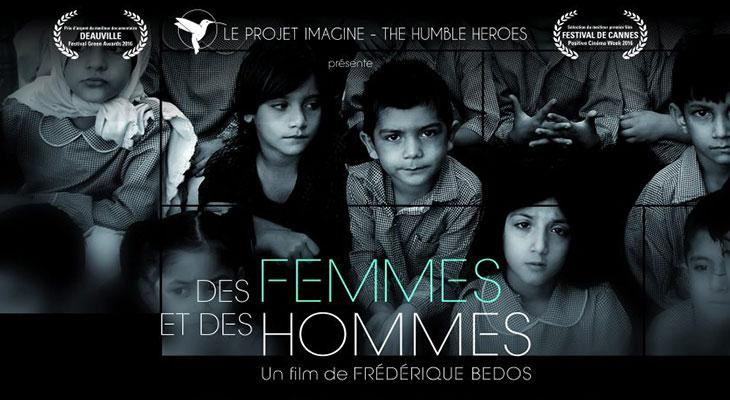 Movie poster of Women and Men by Frédérique Bedos