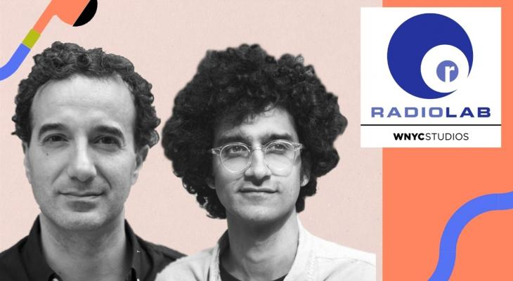 The Epic Journeys of Radiolab: Latif Nasser and Jad Abumrad on The Other Latif and Dolly Parton's America