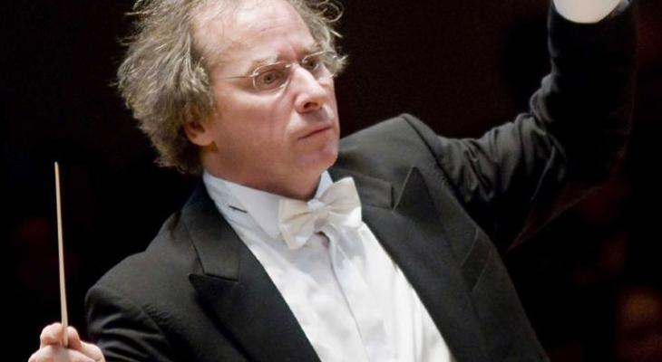 András Keller conducts the Royal Conservatory Orchestra