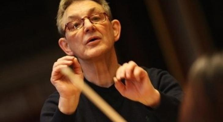 Trevor Pinnock conducts the Royal Conservatory Orchestra