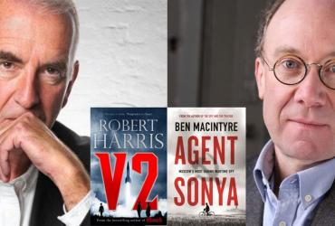 Robert Harris and Ben Macintyre