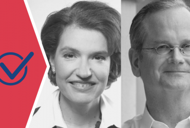 Susan Glasser and Lawrence Lessig