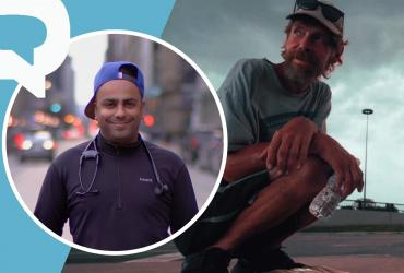 Free Live Panel: Homelessness in the Time of COVID with Dr. Naheed Dosani