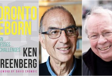 Ken Greenberg and David Crombie