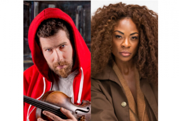 Ashley MacIsaac with Special Guests Jully Black and Madison Violet