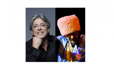Ivan Lins Quintet and  Supergenerous featuring Cyro Baptista and Kevin Breit