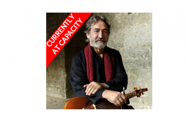 Jordi Savall Trio | CURRENTLY AT CAPACITY