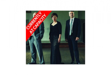 Gryphon Trio with Jon Kimura Parker|CURRENTLY AT CAPACITY