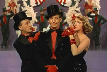 Bing Crosby in White Christmas
