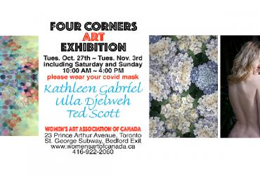 FOUR CORNERS Art Exhibition
