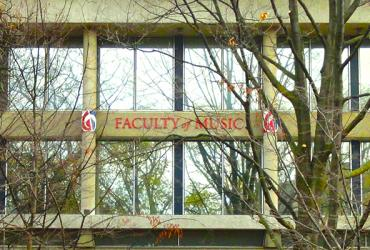 faculty of music building
